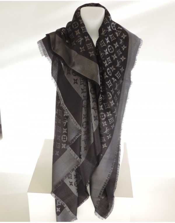 00cb3ecd47 Foulard Louis Vuitton Femme Noir | Stanford Center for Opportunity ...